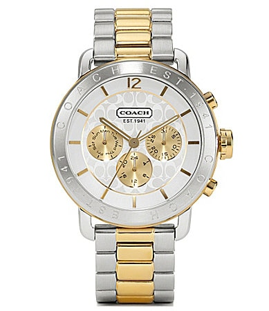 COACH Legacy Sport Bracelet Watch