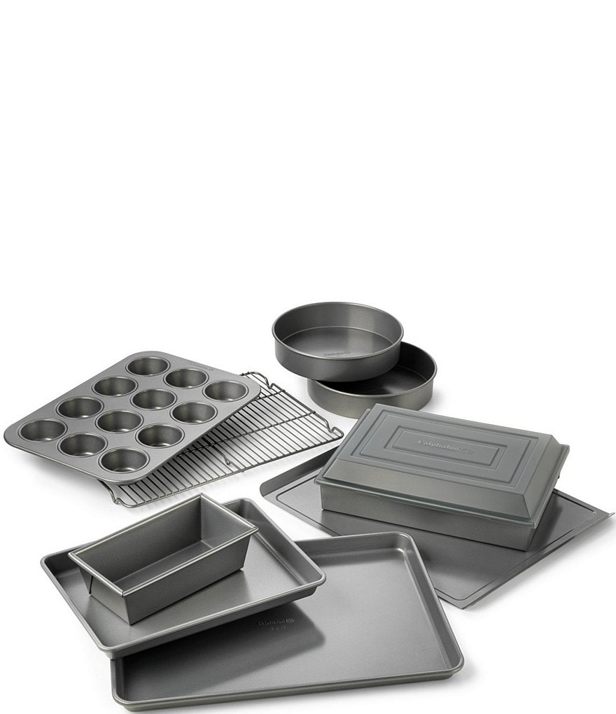 Calphalon 10-Piece Nonstick Bakeware Set
