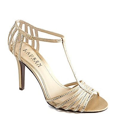 Lauren Ralph Lauren Adasia Dress Sandals