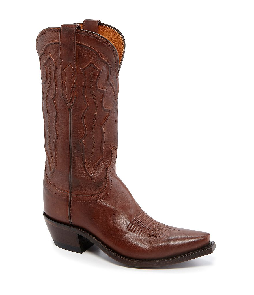 Lucchese Ranch Hand Western Boots