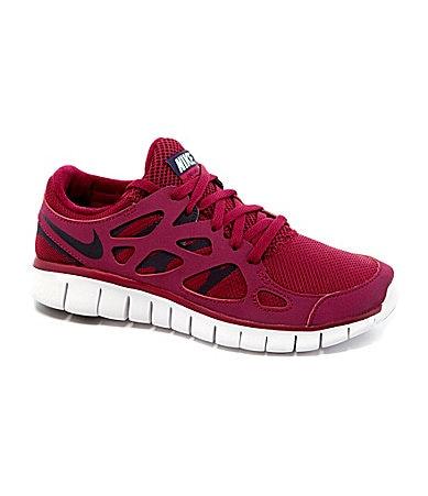 nike 180 s free run 2 running shoes dillards
