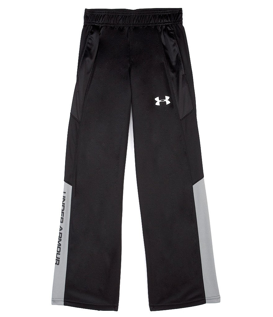 Under Armour Big Boys 8-20 Bomber Knit Pants