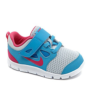Nike Girls� Free 5.0 Running Shoes