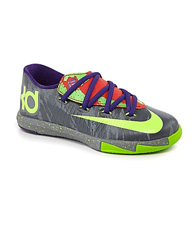 Nike Boys� KD VI Basketball Shoes