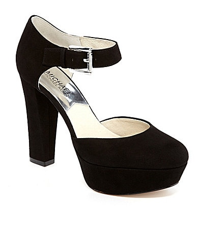 MICHAEL Michael Kors Haven Ankle-Strap Pumps