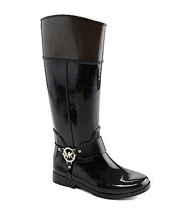 Michael Kors Rain Boots $125.00