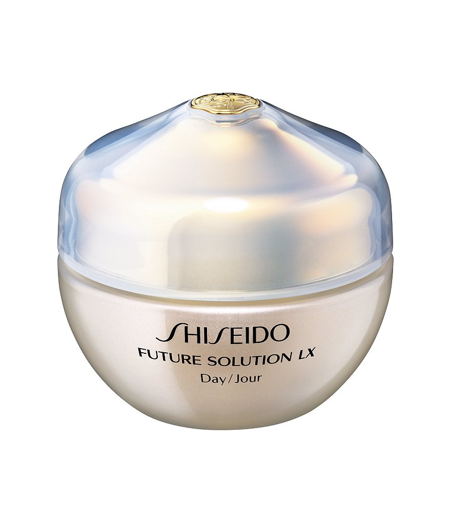 Shiseido Future Solution LX Daytime Protective Cream SPF18