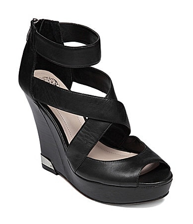 Vince Camuto Windini Strappy Wedges