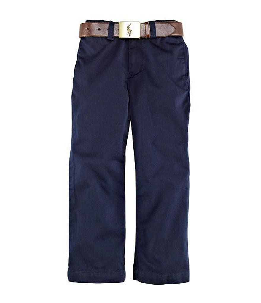Ralph Lauren Childrenswear Little Boys 2T-7 Suffield Chino Pants
