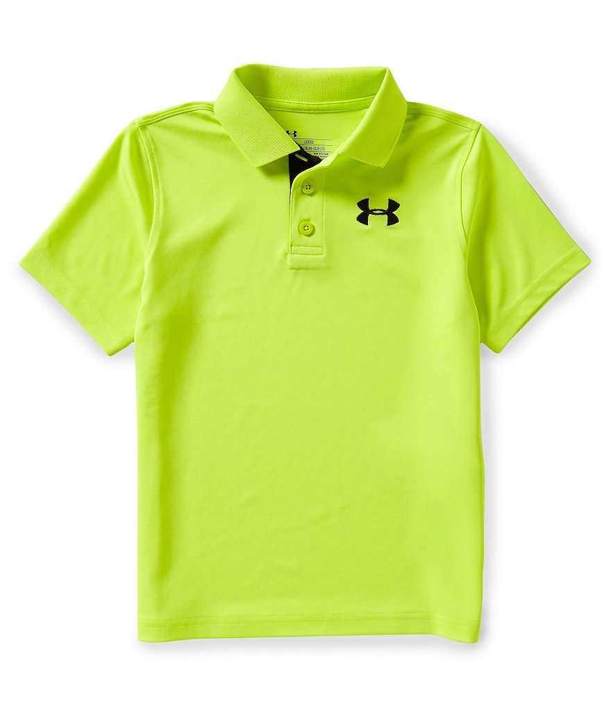 Under Armour 8-20 Matchplay Polo