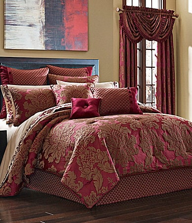 J. Queen New York Shiraz Bedding Collection
