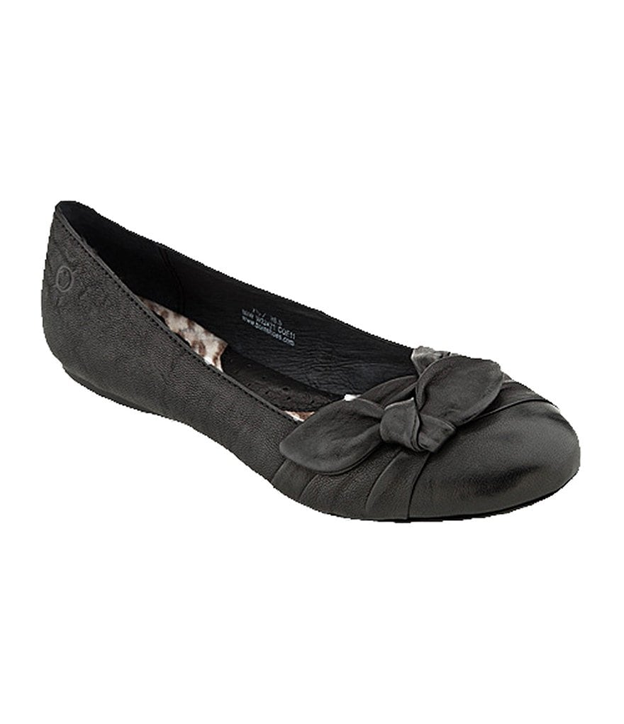 Born Molly Bow Ballet Flats