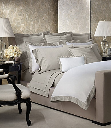 Sale alerts for  Ralph Lauren Langdon and RL 624 Sateen Vintage Silver Bedding Collection - Covvet