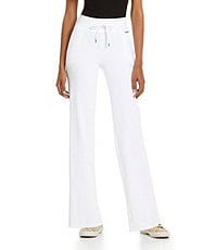 MICHAEL Michael Kors French Terry Pull-On Pants