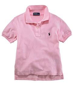 Ralph Lauren Childrenswear 2T-7 Classic Mesh Polo Shirt