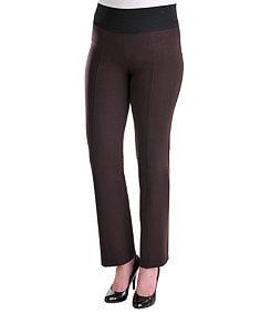 Nygard SLIMS Straight-Leg Pants