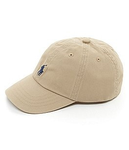 Ralph Lauren Childrenswear Little Boys Preppy Baseball Cap Image