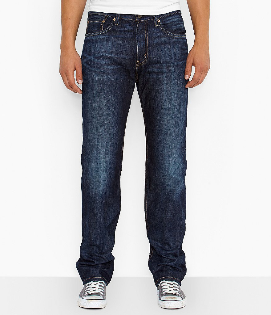 Levi's® Zip-Fly Straight-Fit Jeans