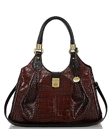 Brahmin Sienna Collection Elisa Hobo Bag