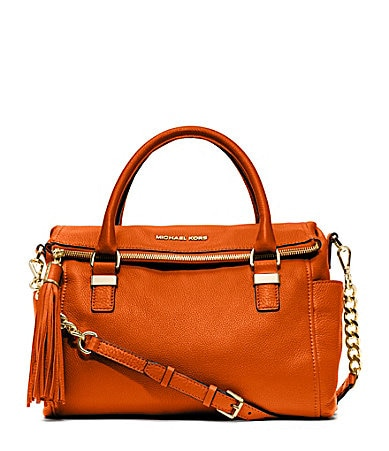MICHAEL Michael Kors Weston Medium Satchel