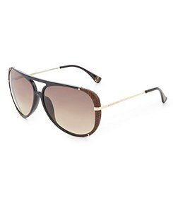 MICHAEL Michael Kors Julia Aviator Sunglasses