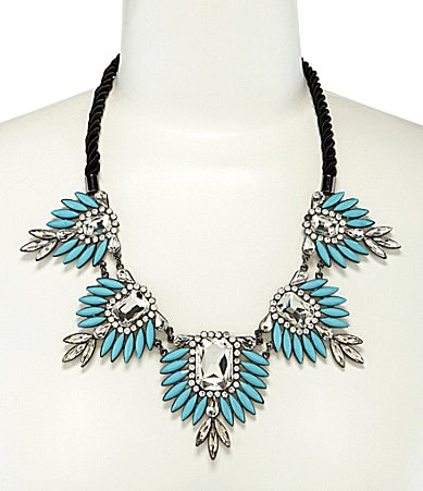 Natasha Southwest Glitz Statement Necklace