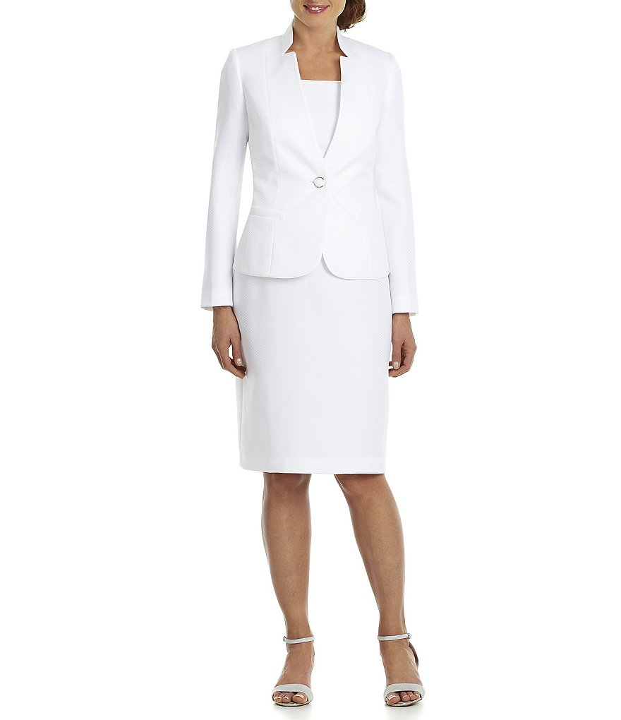 John Meyer 2-Piece Jacket Dress