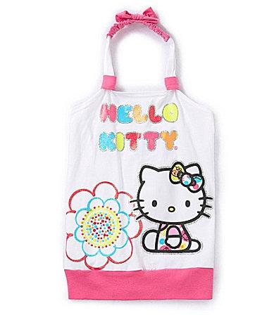 Hello Kitty 2T-6X Kitty Halter Top $ 16.00