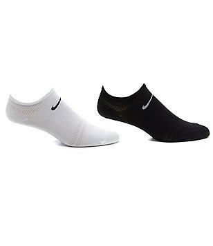 Nike Lightweight Studio No Show Socks 2-Pack