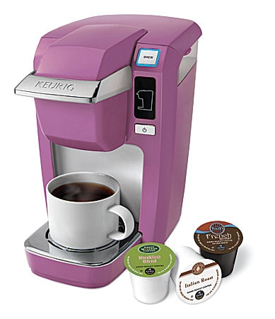 Keurig Orchid Mini Plus Personal Single-Serve Brewing System