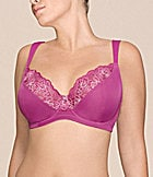 N by Natori Deluxe Demi Cut and Sew Underwire Bra