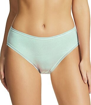 Fine Lines Australia Pure Cotton Hi-Cut Brief Panty