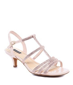 Alex Marie Liaa Jeweled Dress Sandals