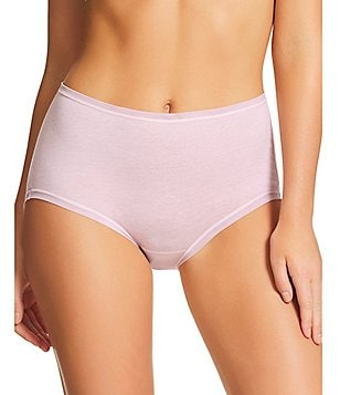 Fine Lines Australia Pure Cotton Full Coverage Brief Panty
