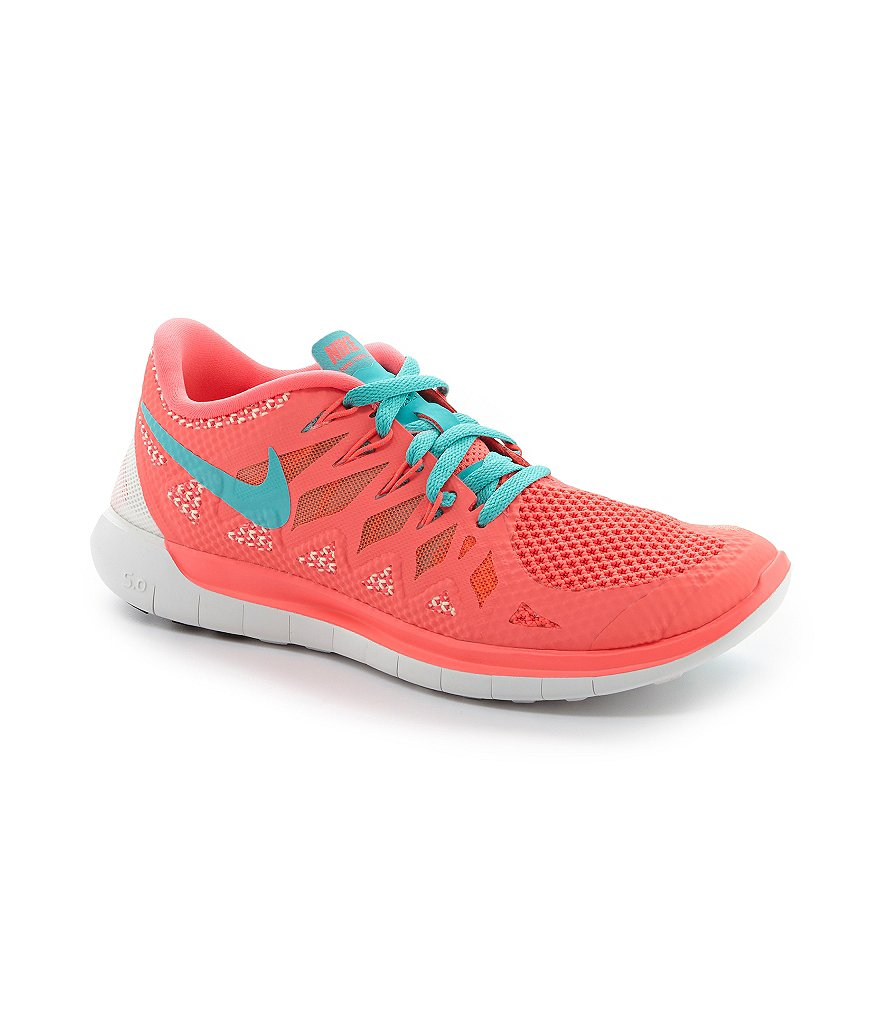 Nike Women's Free 5.0 2014 Running Barefoot Shoes