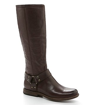 Frye Phillip Harness Women´s Riding Boots