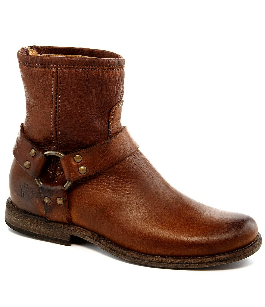 Frye Phillip Harness Women´s Moto Mid-Calf Boots