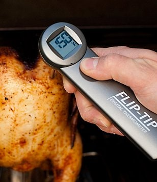 Charcoal Companion Flip-Tip Digital Thermometer