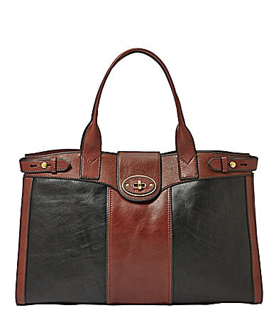 Fossil 30th Anniversary Vintage Re-Issue Weekender Tote