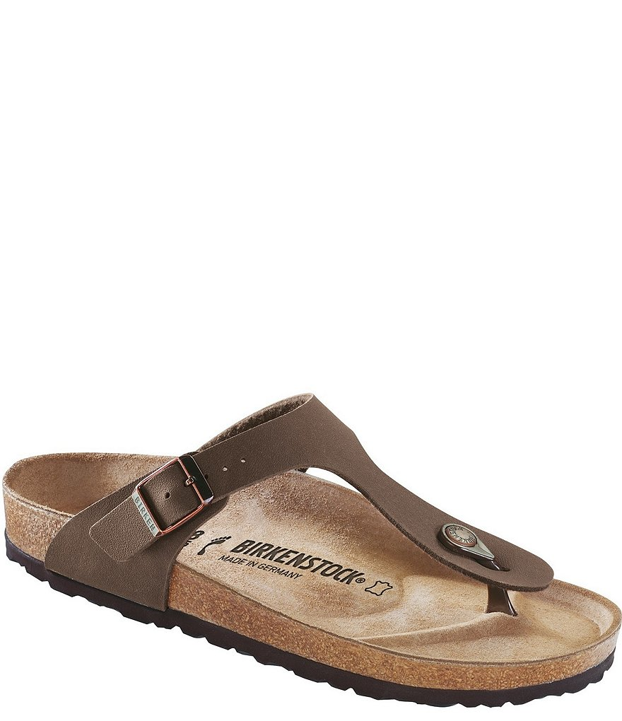 Birkenstock Gizeh Slide On Thong Style Sandals