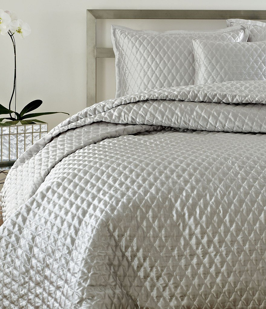 candice OLSON Ventura Shimmery Wave-Quilted Duverlet