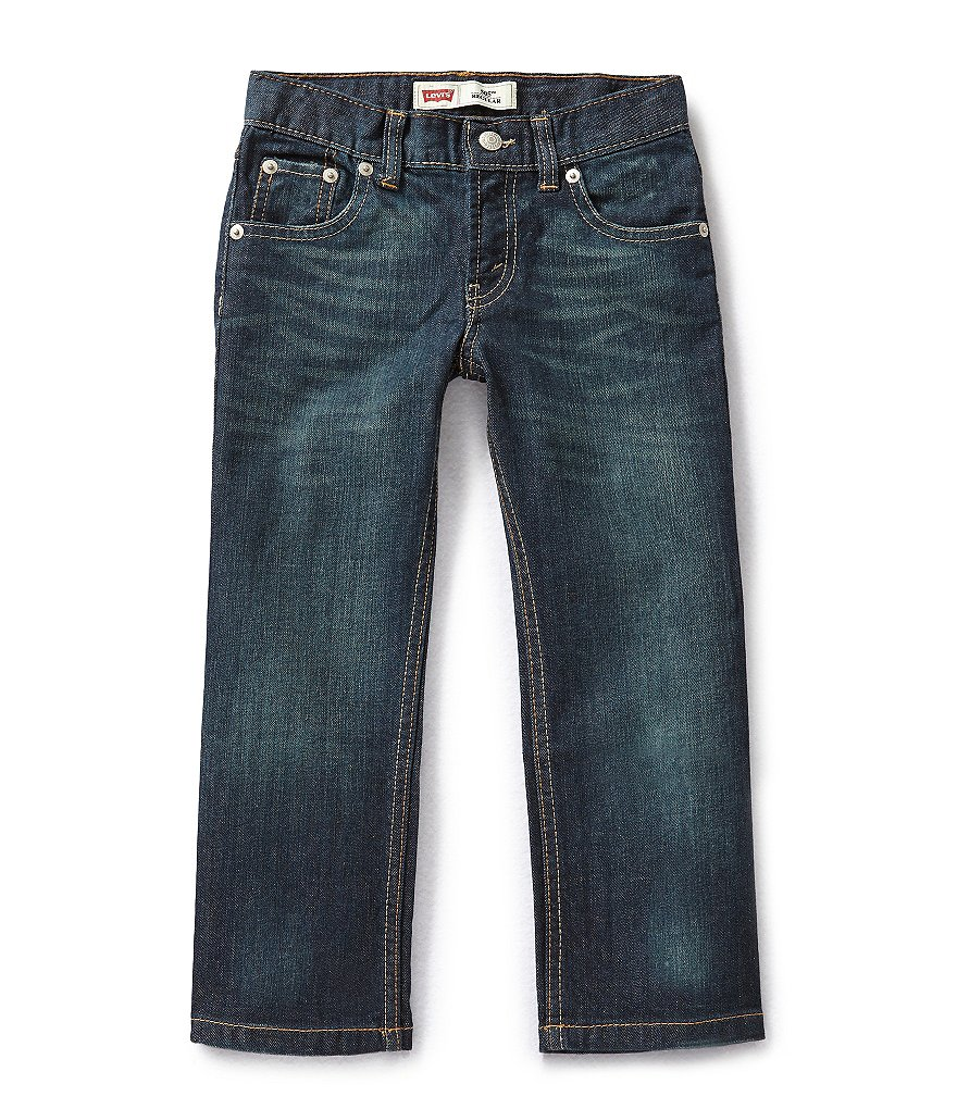 Levi�s� Little Boys 2T-7X 505� Regular-Fit Jeans