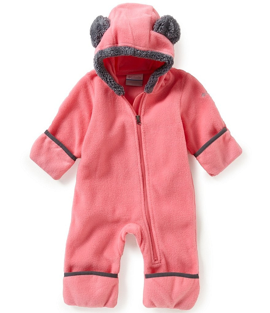 Columbia Baby Girls 3-24 Months Tiny Bear II Bunting