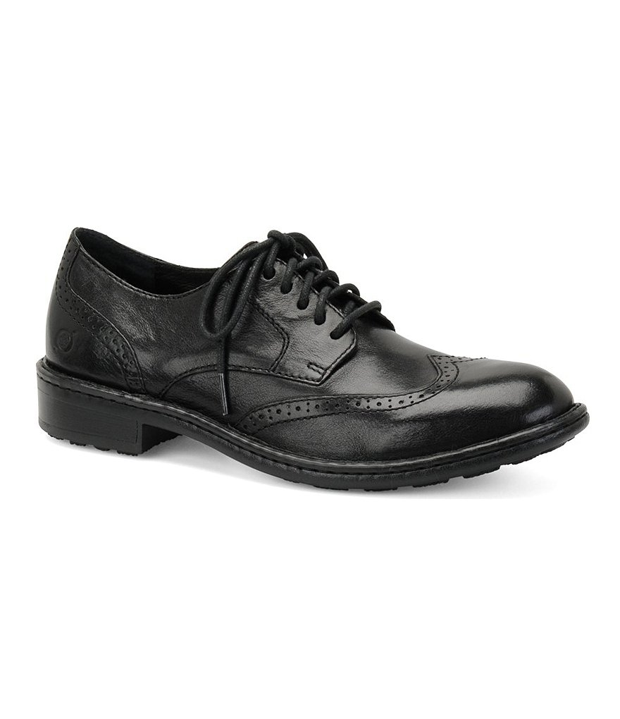 Born Bainbridge Wingtip Oxfords