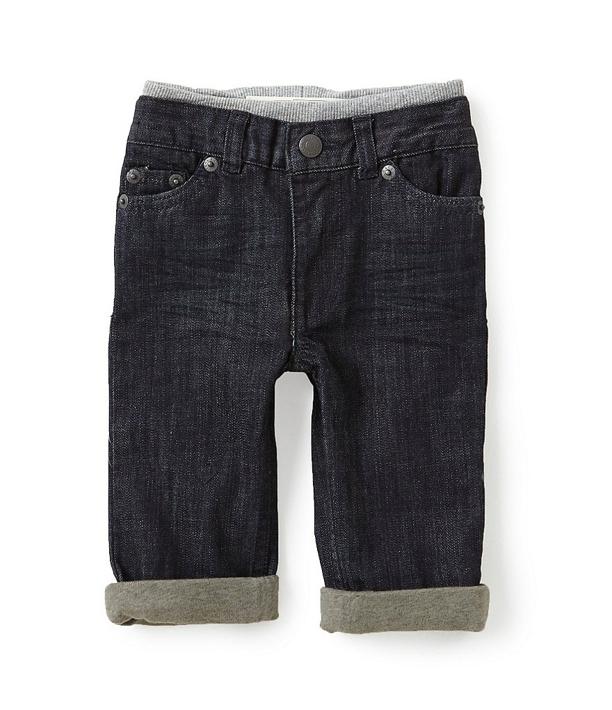 Levi´s® Baby Boys 3-24 Months Denim Pull-On Pants