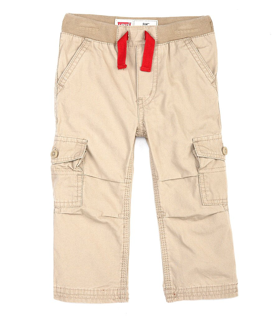 Levi's® 12-24 Months Cargo Pull-On Pants