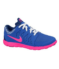 Nike Girls� Free 5.0 Sport Performance Running Shoes