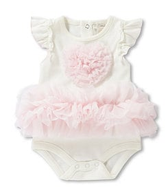 Starting Out Treasures Newborn-6 Months Heart Bodysuit