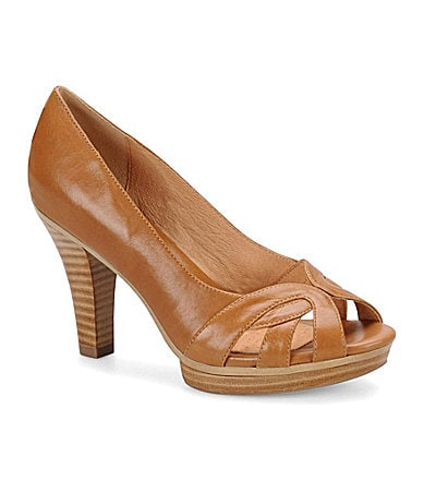Sofft Mabel Peep-Toe Pumps $ 84.00