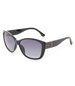 MICHAEL Michael Kors Lucy Oversized Semi Cat-Eye Sunglasses